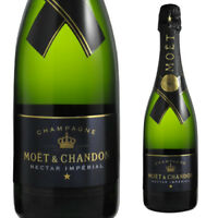 Moet & Chandon Nectar Imperial Champagne -- **12 BOTTLES**
