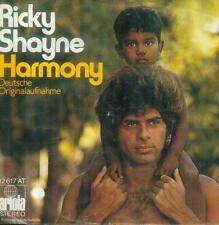 "7"" Ricky Shayne/Harmony (Deutsche Originalaufnahme)"