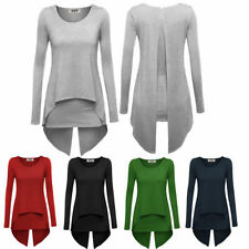 Unbranded Plus Polyester Solid Women's Tops & Blouses
