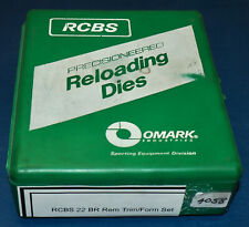 RCBS .22 B.R. Trim/Form 3-Die Set