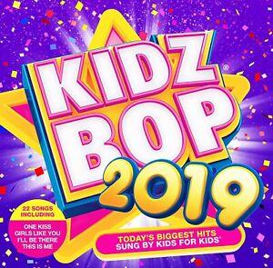 Kidz Bop 2019  Various Artists CD *New & Sealed* T