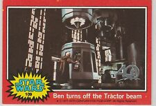2017 Star Wars 40th Anniversary  Stamped 1977 Red Buyback Card #109