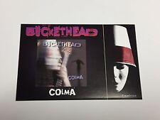 Buckethead Colma Ultra Rare Promo Sticker Record Store Promotional Guitar Mask