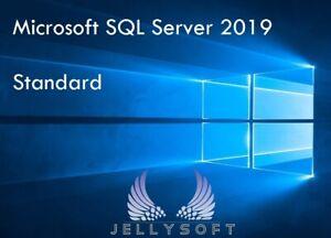 Microsoft SQL Server 2019 Standard ✔ Download ✔ NEUWARE ✔