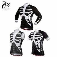 Mens Cycling Jersey Breathable MTB Bike Bicycle Shirts Biking Tops Riding Wear