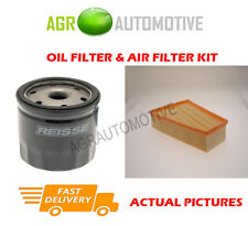 PETROL SERVICE KIT OIL AIR FILTER FOR FORD MONDEO 1.6 110 BHP 2007-14