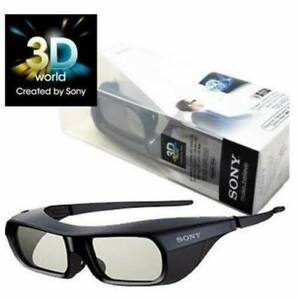 New Original TDG-BR250 For Sony Bravia TV 3D Lunettes Glasses With USB Cable