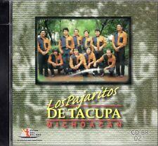 Super Banda Los Pajaritos De Tacupa Mich. Corridos y Rancheras CD New