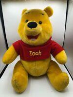 Large Winnie The Pooh Teddy Bear Walt Disney Plush Kids Soft Stuffed Toy Animal