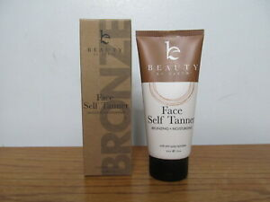 Beauty by Earth Face Self Tanner Bronzing + Moisturizer