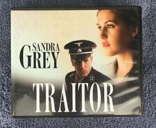 Traitor by Sarah Grey - LDS Audiobook on CD (Unabridged - 7 Discs)