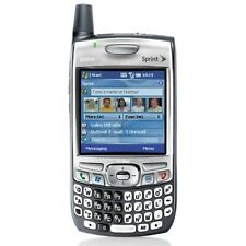 Good Palm Treo 700p Camera Qwerty Video Cdma Bluetooth Touch Sprint Smartphone