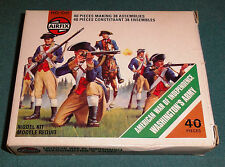 1/72 Airfix Washington's Army ARW - AWI Infantry set plastic MIB