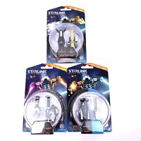 Starlink Battle For Atlas Ubisoft 6 Weapons 3 Packs Toys Lot of 3