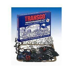 """TransGo Shift Kit GM 4L60E  Includes .500"""" Boost Valve (4L60E-HD2)*"""