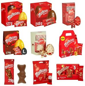 MALTESERS EASTER EGG CHOCOLATE SELECTION SWEETS BUNNY HUNT BBE May 2021