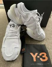 Y-3 Ren Mens Slip On Sock Style Sneakers Trainers Uk 10 Eu 44 2/3 White New 🇯🇵
