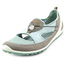 ECCO Leather Walking Athletic Shoes for Men