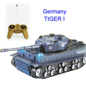 RC Radio Remote Control Tank Military Vehicles GERMAN Tiger-1 Scale 1: 32