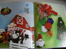 More Chenille Show-Offs Craft Book Beaver, Elephant+