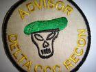 Vietnam War US Army MACV-SOG ADVISOR Mekong DELTA CCC RECON Patch