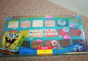 Wet n Wild X Spongebob Nautical Nonsense Eyeshadow Palette Limited Edition