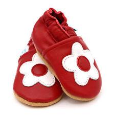 Scarpe Pantofole rosso per bimbi da bimba