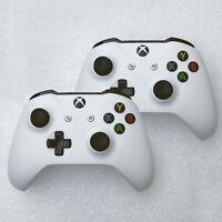 2 PACK-Original Microsoft Xbox One Wireless Controller White - Model 1708