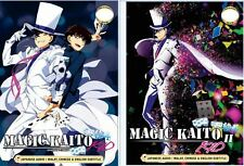 DVD Magic Kaito 1412 Season 1+2 Complete 2 Box Set ( Eps. 1-24 End ) English SUB
