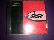 """RARE Latin Dance Maxi CD Domino """"Baila Baila Conmigo (4 Versions) ARIOLA"""