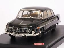 Tatra 603 1969 Black - Beige Interior 1:43 ABREX AB401D-B