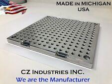 8 X 8 X 12 Mic 6 Aluminum Fixture Sacrificial Plate Mini Palletqty 1