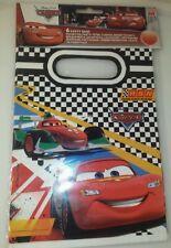 Bolsas de plástico fiesta Paquete de 18 coches de Disney Pixar, Chicos