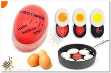 EGG TIMER Perfect Color Changing Yummy Soft Hard Boiled Eggs Cooking Kitchen