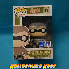 The Phantom - Ghost Who Walks (Grey Variant) Oz Exclusive Pop! Vinyl Figure