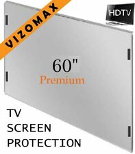 TV screen protector 58-60 inch protection for LCD LED Plasma HDTV damage proof