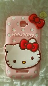 Is- Phonecaseonline Cover Hk Pink For Alcatel Pop C7