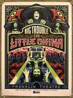 Big Trouble In Little China John Carpenter Print Poster Mondo Ryan Brinkerhoff