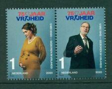 Nederland NVPH Paar 75 Jaar Vrijheid 2020 Postfris