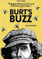 NEW - Burt's Buzz
