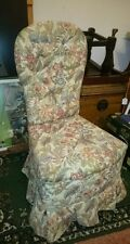 Fabric Bedroom French Country Chairs with 1 Pieces