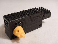 K'NEX Black Brick Battery Motor Drive - Forward & Reverse - Compatible with LEGO