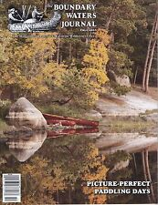 BOUNDARY WATERS JOURNAL FALL 2015