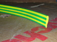Raychem Tyco DCPT-1/2-45-SP Green/Yellow Earth Ground Ident Heatshrink Tubing Ft