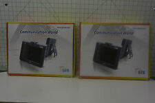 VIDEO PHONES IP VFONE SET OF 2 .TOUCH SCREEN .