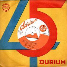 Flo Sandon's-Jambo Hippopotami/Invocation To Kabbia 45 giri 1958 EX/EX+