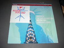 AMERICA the dream goes on Boston Pops John Williams LP Netherland Import Philips