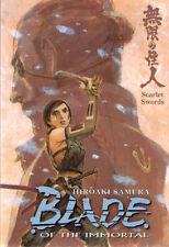 BLADE THE IMMORTAIL Volume 23 SCARLET SWORDS  Manga NEW