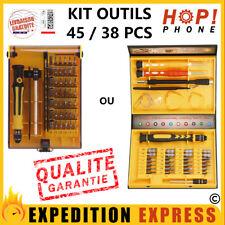 KIT OUTILS 38 ou 45 POUR REPARATION OUVERTURE TABLETTE SMARTPHONE SAMSUNG IPHONE