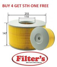 AIR FILTER TOYOTA FOR LANDCRUISER  HDJ100R 100 SERIES  4.2L T.DIESEL 1HD-FTE